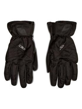 CMP CMP Lyžařské rukavice 6524821 Černá