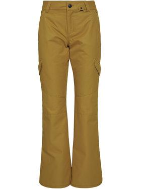 Volcom Volcom Lyžařské kalhoty Bridger H1252102 Hnědá Standard Fit