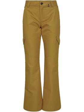 Volcom Volcom Pantaloni da sci Bridger H1252102 Marrone Standard Fit