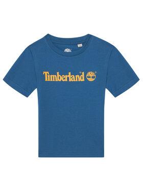 Timberland Timberland T-Shirt T25S28 D Dunkelblau Regular Fit