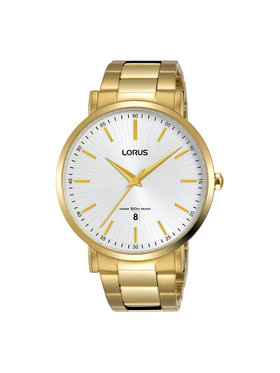 Lorus Lorus Hodinky RH966LX9 Zlatá