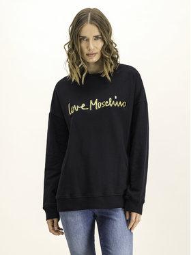 LOVE MOSCHINO LOVE MOSCHINO Sweatshirt W638801M 4068 Regular Fit