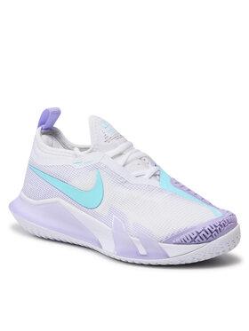 Nike Nike Topánky React Vapor Nxt Hc CV0742 124 Biela