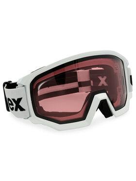 Uvex Uvex Gogle Athletic V S5505251030 Biały