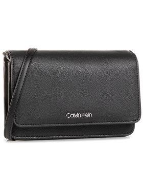 Calvin Klein Calvin Klein Τσάντα Ck Must Ph Crossbody K60K606790 Μαύρο
