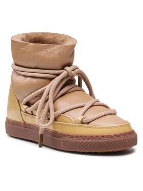 Inuikii Inuikii Obuća Sneaker Gloss Cream 70202-006 Smeđa