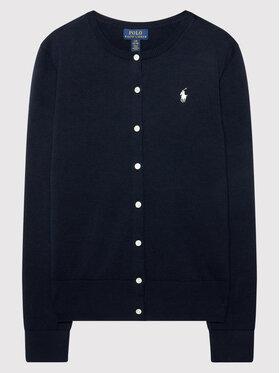 Polo Ralph Lauren Polo Ralph Lauren Cardigan Cardi 313851090002 Bleumarin Regular Fit