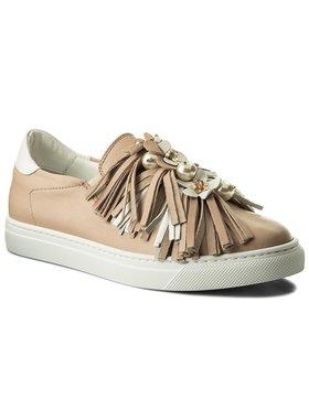 Baldinini Baldinini Sneakersy 898052XDODO9890 Różowy