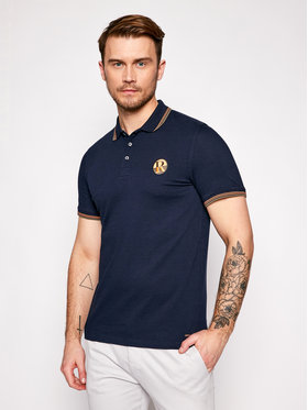 Roy Robson Roy Robson Polo 4809-90 Σκούρο μπλε Regular Fit
