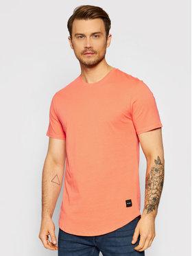 Only & Sons ONLY & SONS Marškinėliai Matt 22002973 Oranžinė Regular Fit