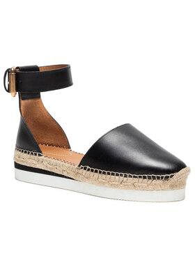 See By Chloé See By Chloé Espadrilles SB26150 Schwarz