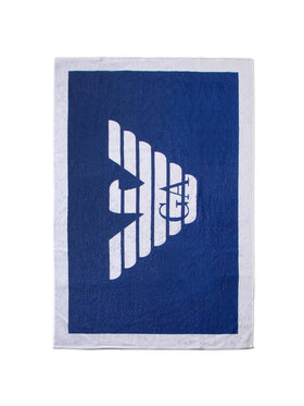 Emporio Armani Emporio Armani Ręcznik 211772 0P445 04433 Granatowy
