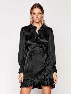 IRO IRO Sukienka koktajlowa Zest WP33 Czarny Regular Fit