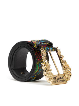 Versace Jeans Couture Versace Jeans Couture Жіночий ремінь 71VA6F02 Чорний