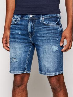 Guess Guess Džínsové šortky M1GD03 D4CH2 Modrá Regular Fit