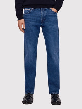 Boss Boss Jeans Maine3 50443957 Blu scuro Regular Fit