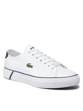 Lacoste Lacoste Гуменки Gripshot Bl21 1 Cma 7-41CMA0014042 Бял