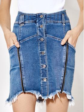 Rage Age Rage Age Jeans suknja Ngine J 2 Plava Regular Fit