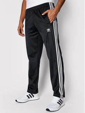adidas adidas Sportinės kelnės adicolor Firebird Tp GN3517 Juoda Regular Fit