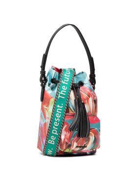 Desigual Desigual Дамска чанта 21SAXPBY Цветен