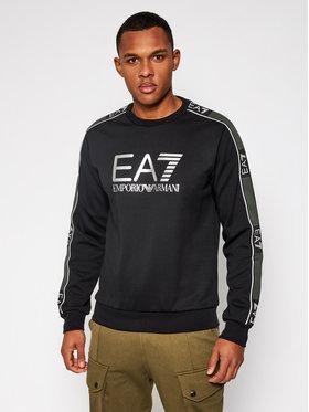 EA7 Emporio Armani EA7 Emporio Armani Sweatshirt 6HPM03 PJ3MZ 1200 Noir Regular Fit