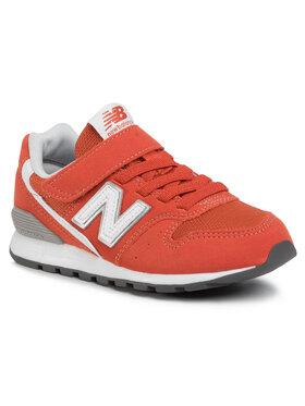 New Balance New Balance Laisvalaikio batai YV996COR Raudona