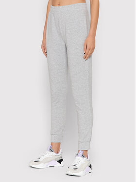 Outhorn Outhorn Долнище анцуг SPDD600 Сив Regular Fit
