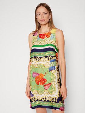 Rinascimento Rinascimento Ежедневна рокля CFC0017930002 Цветен Regular Fit