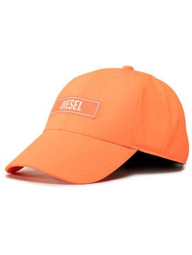 Diesel Diesel Cap C-7Ele Hat 00SI7R 0CAXJ 3AY Orange