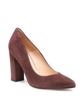 Solo Femme Solo Femme Chaussures basses 14101-8D-M28/000-04-00 Marron