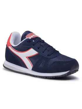 Diadora Diadora Laisvalaikio batai Simple Run Gs 101.174382 01 C1512 Tamsiai mėlyna