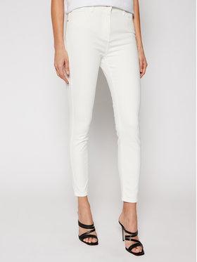 Elisabetta Franchi Elisabetta Franchi Jeans PJ-81S-11E2-V240 Bianco Slim Fit