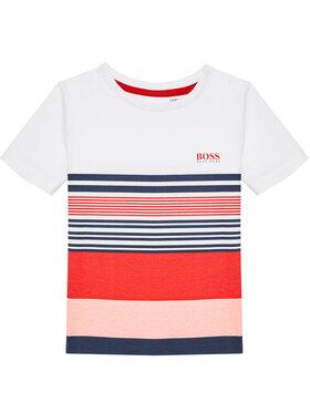 Boss Boss T-Shirt J25L10 S Kolorowy Slim Fit