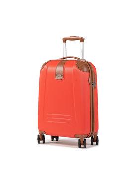 Dielle Dielle Малък твърд куфар 155/55 Червен