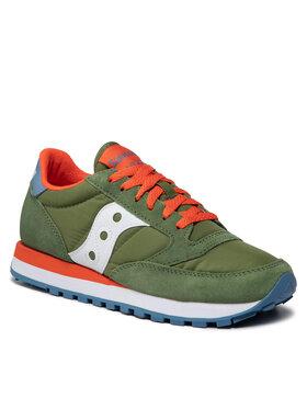 Saucony Saucony Sneakersy Jazz Original S2044-617 Zelená