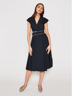 Marella Marella Hétköznapi ruha Numero 32212212 Sötétkék Regular Fit