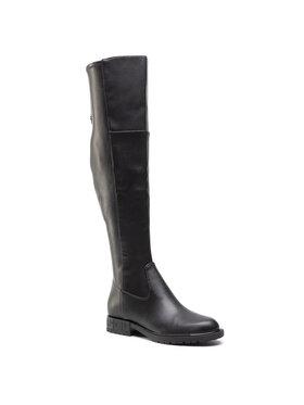 Guess Guess Μπότες Raniele2 FL8RN2 ELE11 Μαύρο
