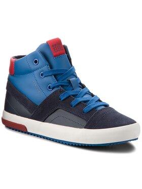 Geox Geox Auliniai batai J Alonisso B. A J842CA 05422 C0735 S Tamsiai mėlyna