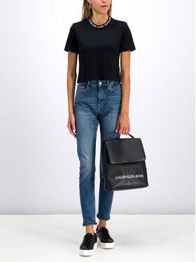 Calvin Klein Jeans Calvin Klein Jeans Дънки тип Slim Fit J20J211796 Тъмносин Slim Fit