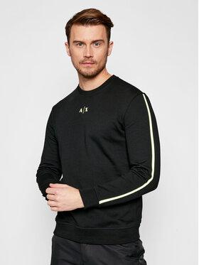 Armani Exchange Armani Exchange Sweatshirt 3KZMGD ZJ6HZ 1200 3KZMGD ZJ6HZ 1200 Noir Regular Fit