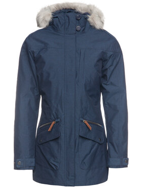 Columbia Columbia Zimná bunda Carson Pass 1737241 Tmavomodrá Regular Fit