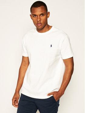 Polo Ralph Lauren Polo Ralph Lauren T-Shirt Classics 710811284002 Λευκό Regular Fit
