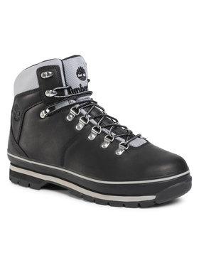 Timberland Timberland Ορειβατικά παπούτσια Euro Hiker TB0A2EN5015 Μαύρο