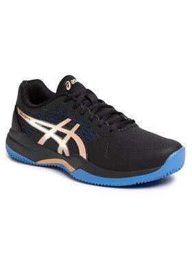 Asics Asics Παπούτσια Gel-Game 7 Clay/Oc 1041A046 Μαύρο