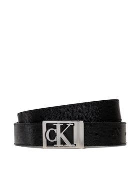 Calvin Klein Jeans Calvin Klein Jeans Pasek Męski Plaque Square Classic 35mm K50K507244 Czarny
