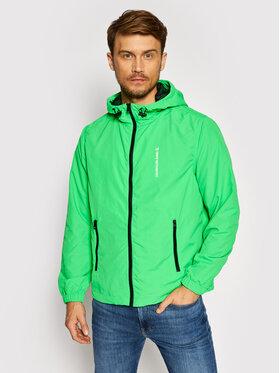 Calvin Klein Jeans Calvin Klein Jeans Prijelazna jakna J30J317528 Zelena Regular Fit