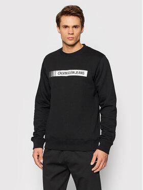 Calvin Klein Jeans Calvin Klein Jeans Sweatshirt J30J318796 Schwarz Regular Fit