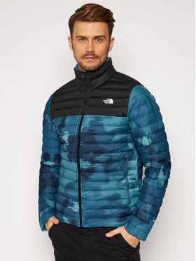 The North Face The North Face Пухено яке Stretch NF0A3Y56UJ31 Син Slim Fit