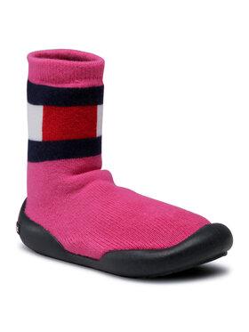 Tommy Hilfiger Tommy Hilfiger Παντόφλες Σπιτιού Slipper T1A0-30874-1072 Ροζ