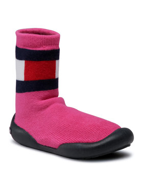 Tommy Hilfiger Tommy Hilfiger Papuče Slipper T1A0-30874-1072 Ružová